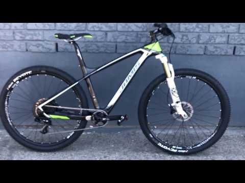 Jamis 2016 Nemesis Pro Mountain Bicycle