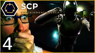 | IT HAS EVOLVED! | SCP Containment Breach (UNITY Remake) #4 (v0.5.7)