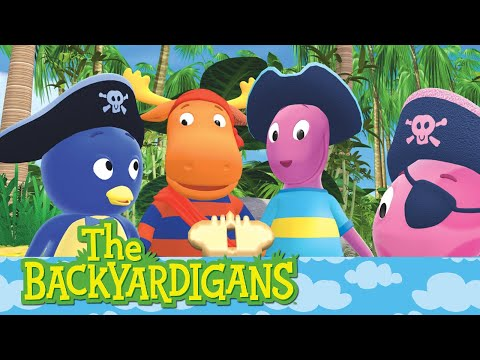 The Backyardigans: Pirate Treasure - Ep.1 thumbnail
