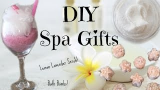 DIY Vanilla Chai Bath Bombs, Milk Shake Bath Salts, Whipped Lemon Scrub | Nikki Stixx