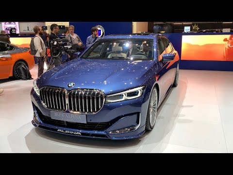 Bmw Alpina B7 2020 First Look Exterior Interior Fastest Sedan In The World