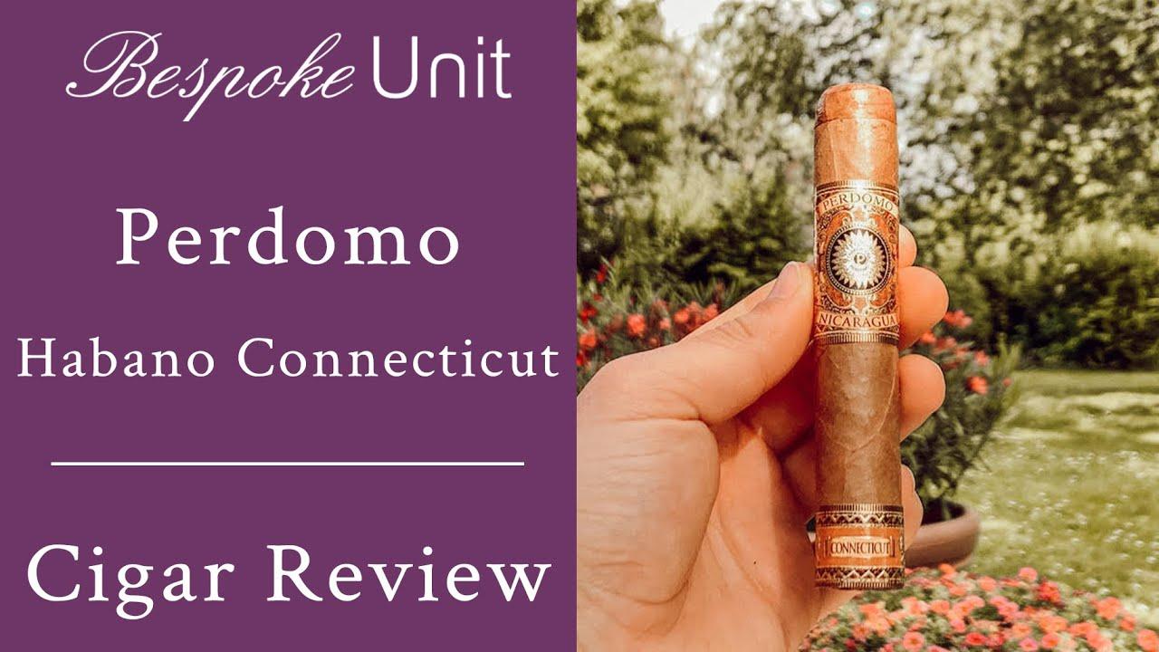 Perdomo Habano Connecticut Nicaraguan Cigar Review