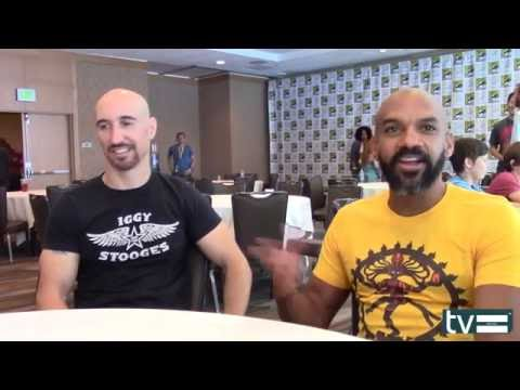 TEEN TITANS GO! SEASON 4  Khary Payton & Scott Menville