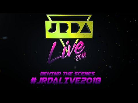 #JRDALIVE2018 - BEHIND THE SCENES - London - Jeya Raveendran
