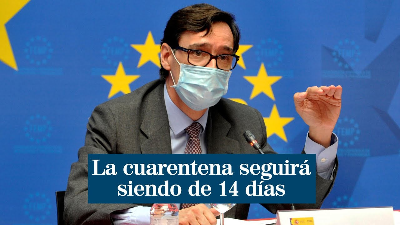 "Coronavirus España hoy, última hora en directo | La presidenta de La Rioja culpa a ""la relajación"" de la población de la alta ocupación de las UCI thumbnail"
