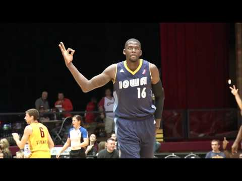 """""""James Ennis leads Iowa Energy over Canton Charge 116-93"""""""