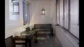 видео Дизайн лоджии или интерьера балкона в квартире