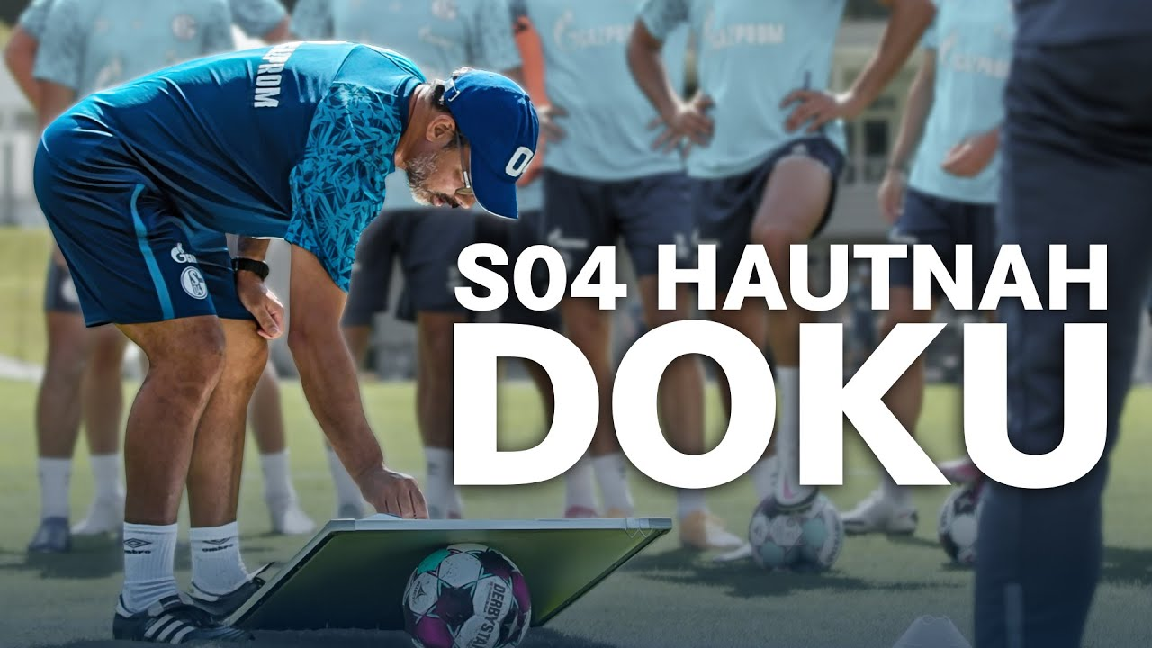 TRAININGSLAGER BACKSTAGE | Doku | So leb' ich dich | FC Schalke 04