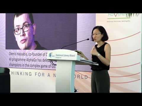Future-readiness and what Singapore needs to stop doing | Ms Lydia Lim | Four Conversations