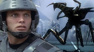 WARRIOR BUG EXPLAINED - ALL VARIATIONS - STARSHIP TROOPERS