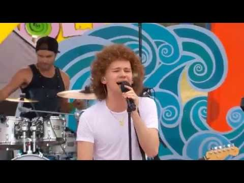 Francesco Yates - Better to be Loved (Live at YTV Summer Beach Bash II)