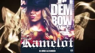 DEeMBOoW KAMELOT 2016 DJ JORGE ALEXANDER PARTE 1