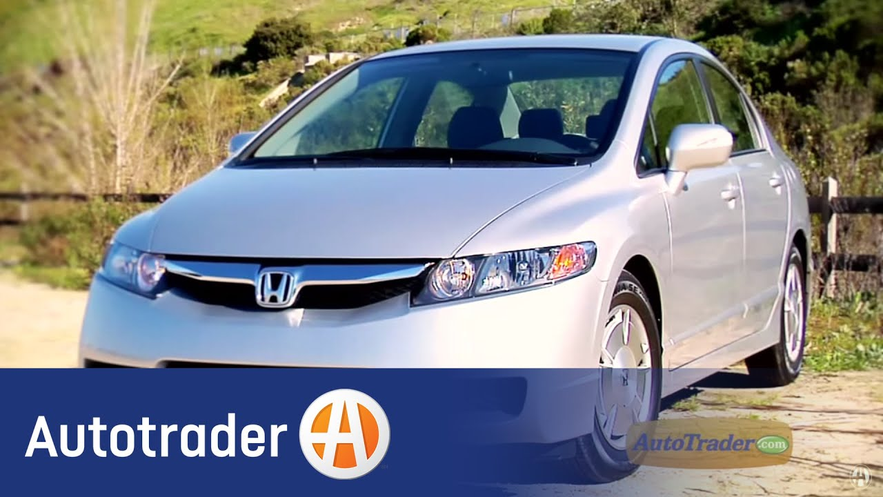 Honda Civic Hybrid >> 2006-2010 Honda Civic - Sedan | Used Car Review | AutoTrader - YouTube