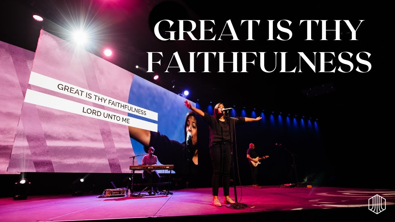 Download Great Is Thy Faithfulness | Austin Stone Worship | Live from TGC