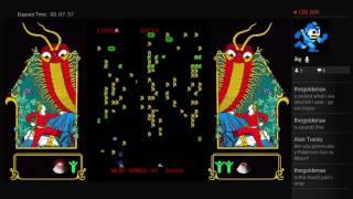 Let's Play Atari Classics Part 1 - Millipede Madness!