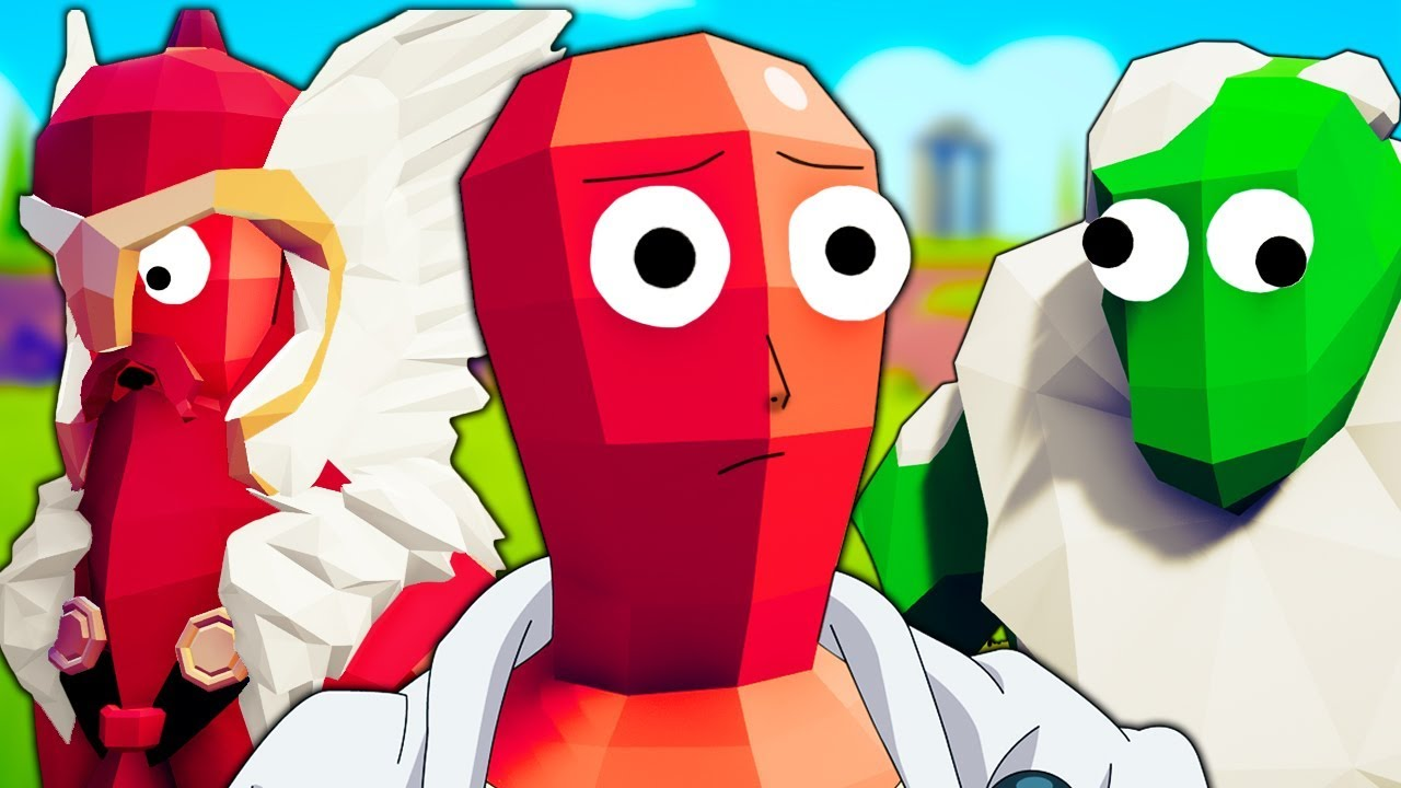 I Fight UPDATED Units and Here's What Happened - Totally Accurate Battle  Simulator