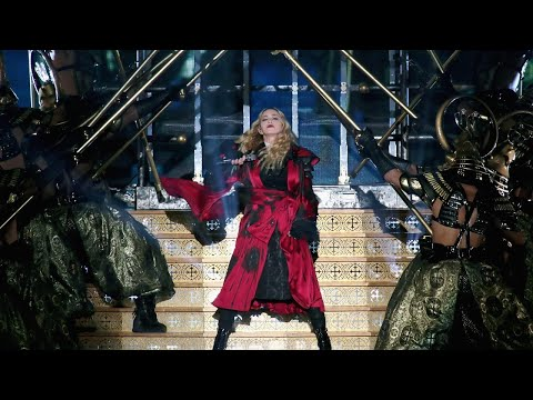 The so-called patriarchy 'has not stopped Madonna from being successful