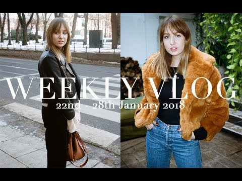 Weekly Vlog | Come Shopping With Me & Trip To Oslo