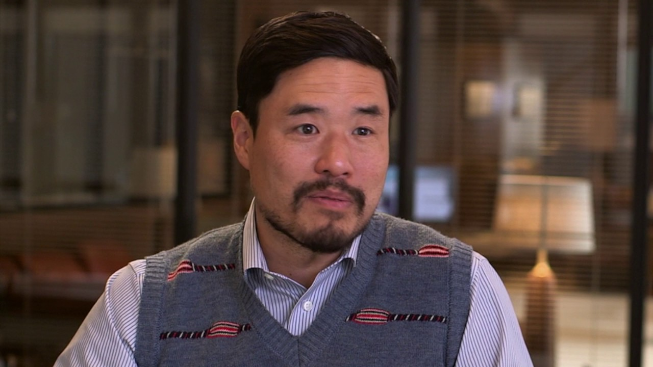 Randall Park: OFFICE CHRISTMAS PARTY - YouTube
