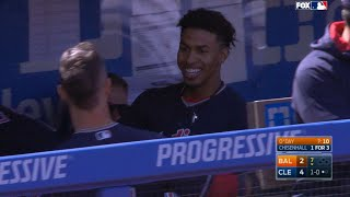 Condensed Game: BAL@CLE 9/9/17