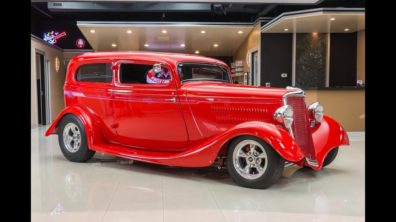 1934 Ford Tudor | Classic Cars for Sale Michigan: Muscle