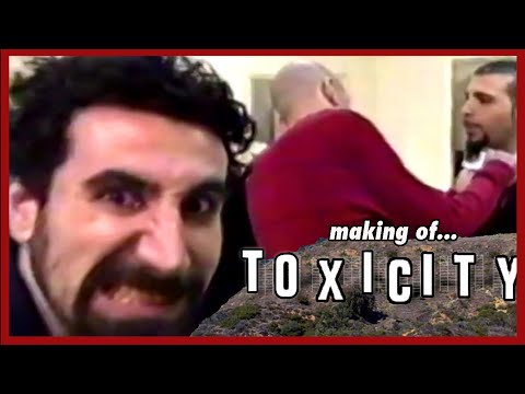 System Of A Down - Toxicity 2001【In the studio/making of】