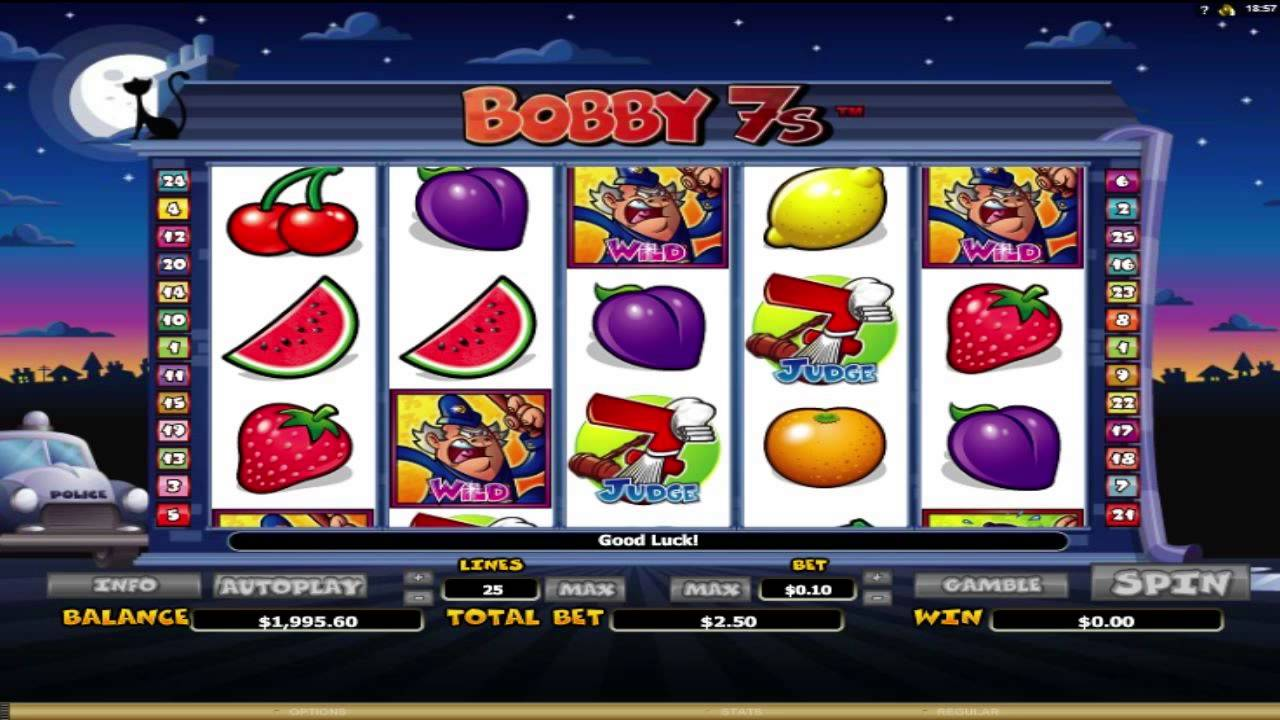 Spiele Bobby 7s - Video Slots Online