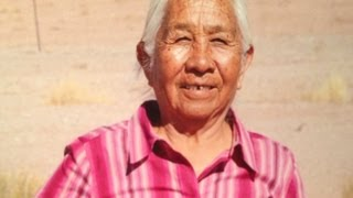 A Navajo Elder Gets a State Issued ID