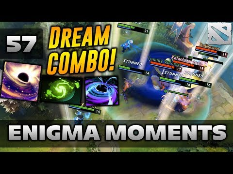 Dota 2 Enigma Moments Ep. 57 thumbnail