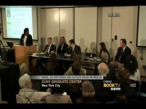 David S. Reynolds and American Studies--A Public Forum
