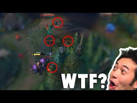 WHEN ZAC BLOBS SUDDENLY DECIDED TO REGROUP ELSEWHERE...| Funny LoL Series #303