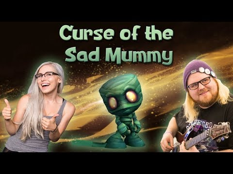 Nicki Taylor - Curse of the Sad Mummy cover (ft. Miles Roozen from The Yordles)