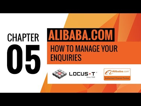 Alibaba.com - How to Manage Your Enquiries