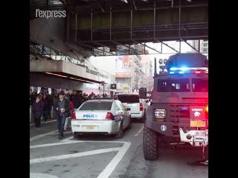 New York: une explosion à Manhattan, un suspect interpellé, quatre blessés