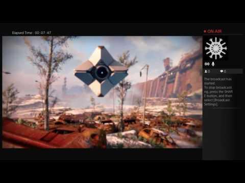 Destiny the taken king Titan series episode 1