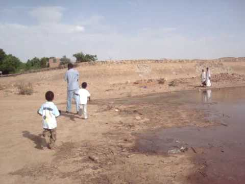 white nile sudan