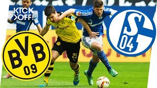 """The Mother of all Derbies"": Borussia Dortmund vs. Schalke 04 - Revier Derby"