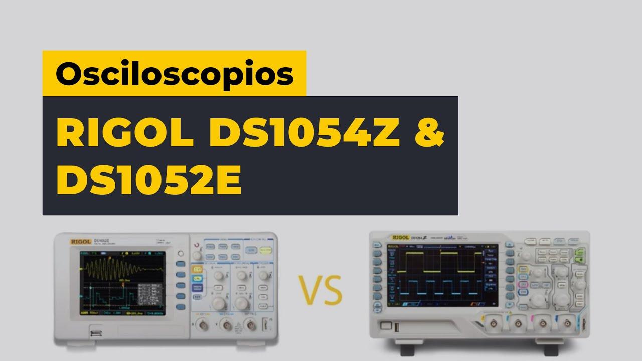 manual osciloscopio digital rigol ds1102e