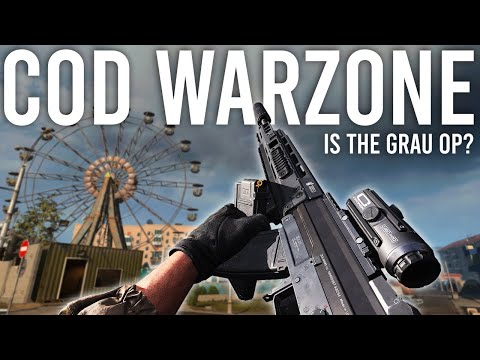 Call of Duty Warzone - Is this Gun OP?
