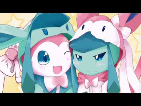 Glaceon and Sylveon Show The Original