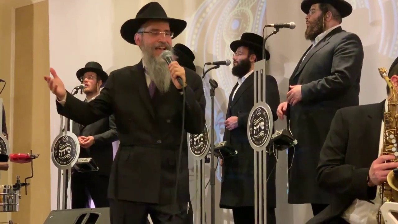 Avraham Fried - Shira Choir - Hachnosas Sefer Torah - Nisht Gedaiget Yiden - A Sheinem Cholem