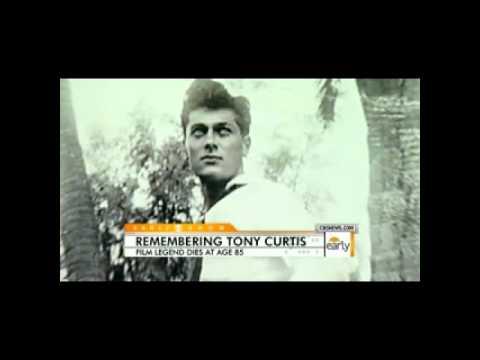 Film Legend Tony Curtis Dies