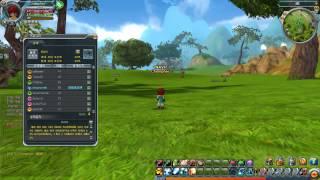 Invocando a shen long - dragon ball online