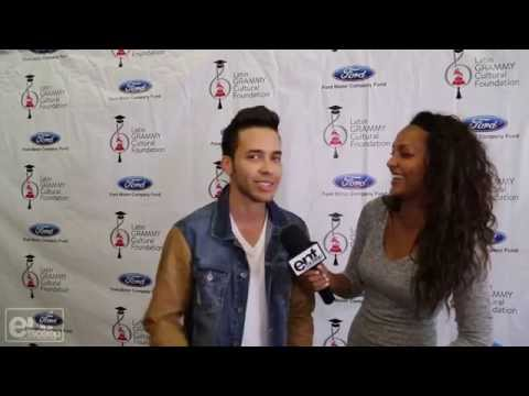 Prince Royce Shows Us How He Picks Up The Ladies