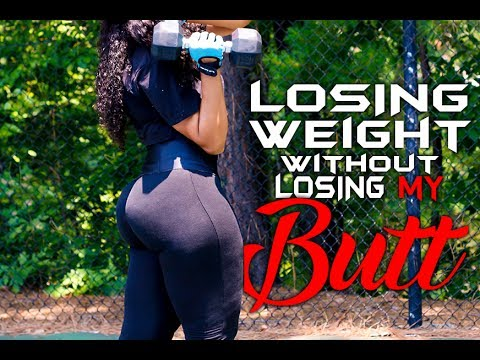 Losing Weight Without Losing My Booty Chinacandycouture Fitness