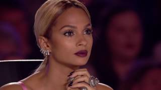 Britain's Got Talent Audition - Say Something [HD] [Full Audition]