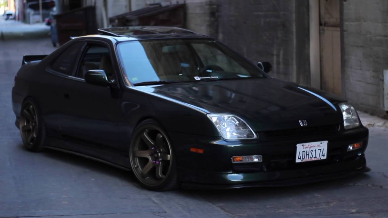 2016 Acura Tl >> Super clean and nicely built Honda prelude.. - YouTube