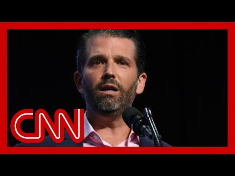 Twitter restricts Donald Trump Jr. for sharing coronavirus misinformation video