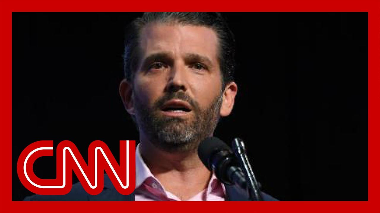 Donald Trump Jr. event in Texas postponed after president tests ...