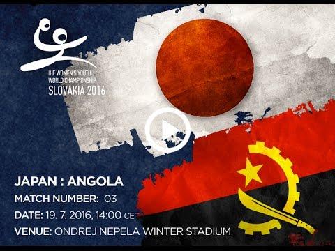 JAPAN : ANGOLA